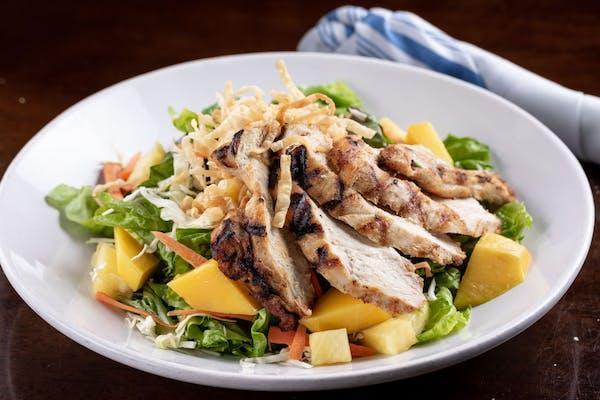 Lunch Chicken, Mango & Avocado Salad