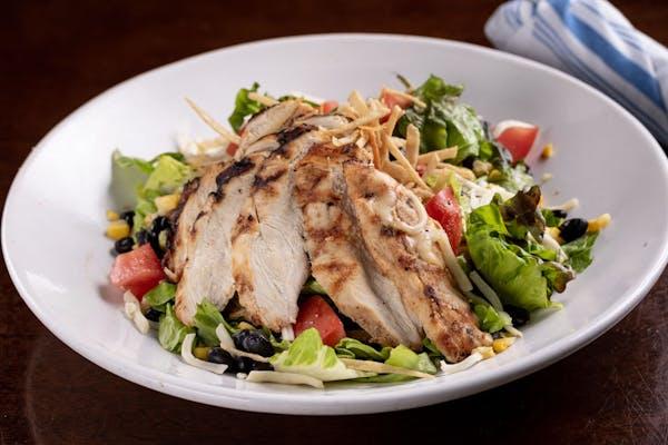 Lunch Santa Fe Salad