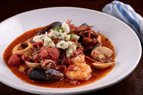 Lunch Cioppino