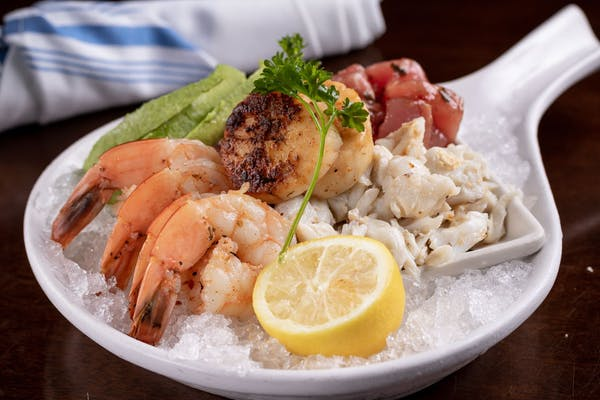 Chilled Seafood Medley