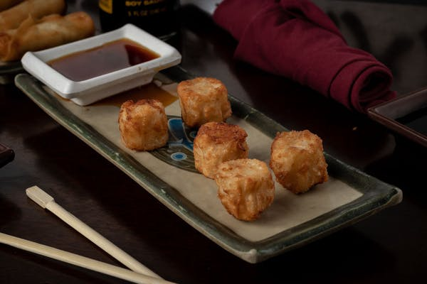 Shrimp Dumplings (Shumai)