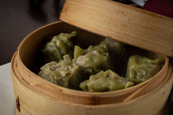Pork Dumplings (Wasabi Shumai)