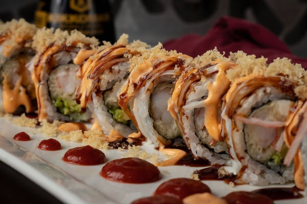 Shaggy Roll