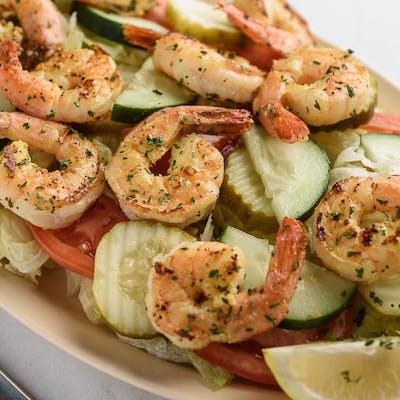 11. Grilled Shrimp Salad
