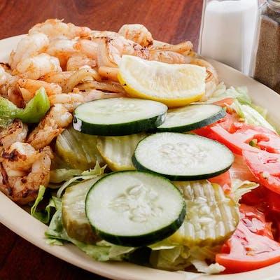17. Baby Shrimp Salad