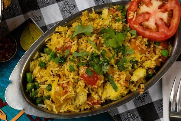 108. Rice Pilau