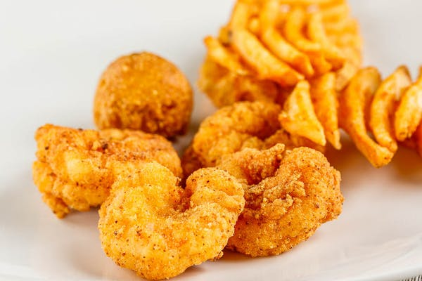 Kid's Fried Shrimp