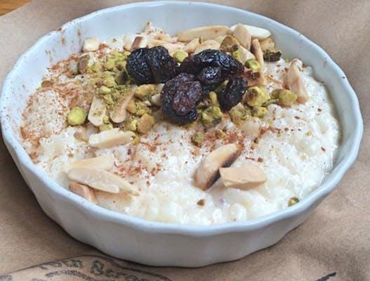 Mediterraneo's Rice Pudding