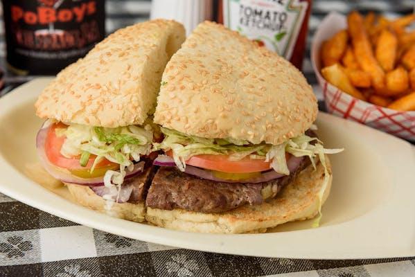 Bubba's Burger