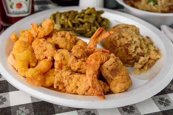#5. Shrimp Combo Special