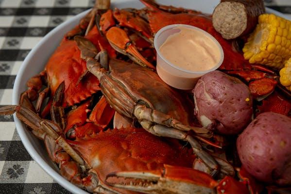 Boiled Crab (6)