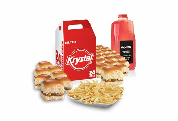 (24) Krystals Bundle