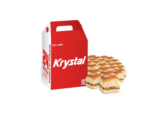 Sackful of Krystals