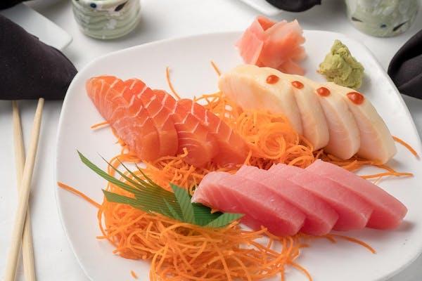 Assorted Sashimi Appetizer