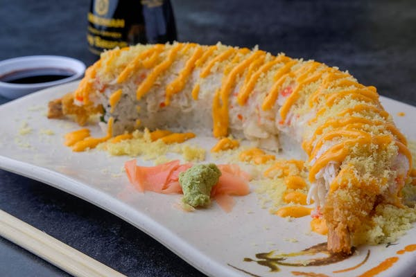 Fire Mountain Roll