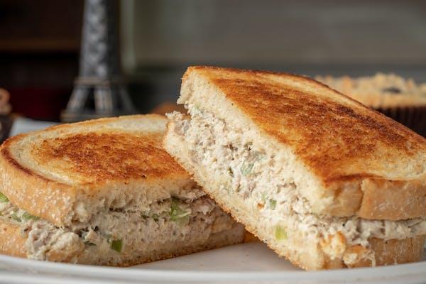 Roasted Chicken Salad Sandwich