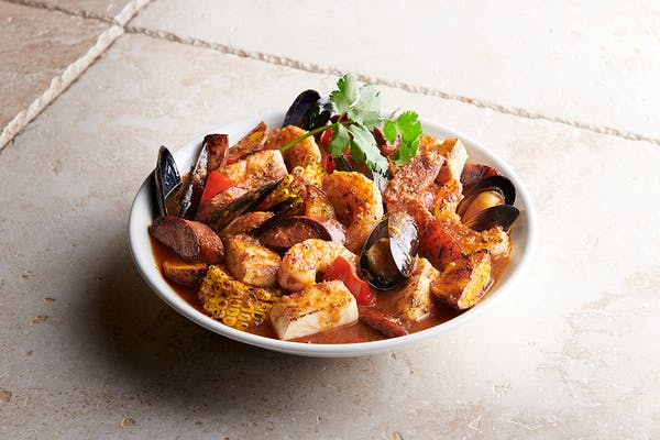 African Seafood Stew