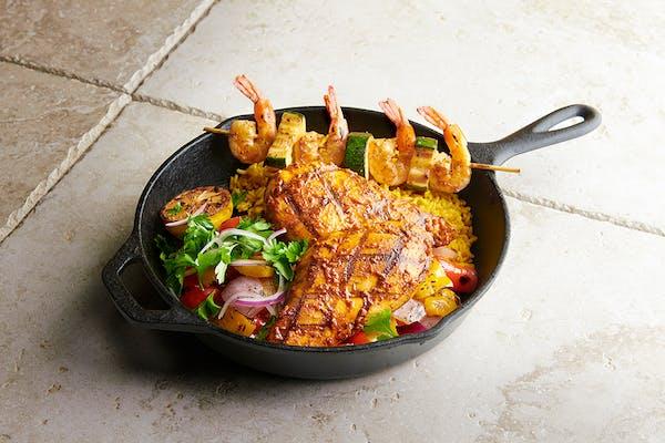 Congo Chicken & Shrimp