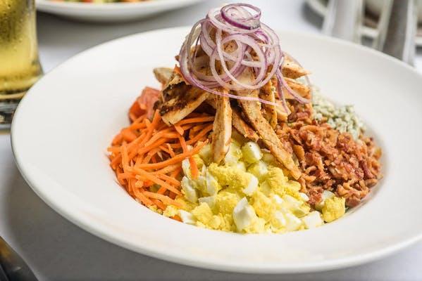 Volcanic Cobb Salad