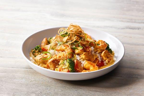 Bollywood Chicken & Shrimp