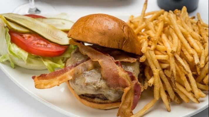 """The Original"" Morton's Prime Burger"