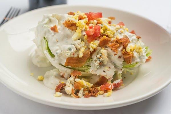 Center-Cut Iceberg Salad
