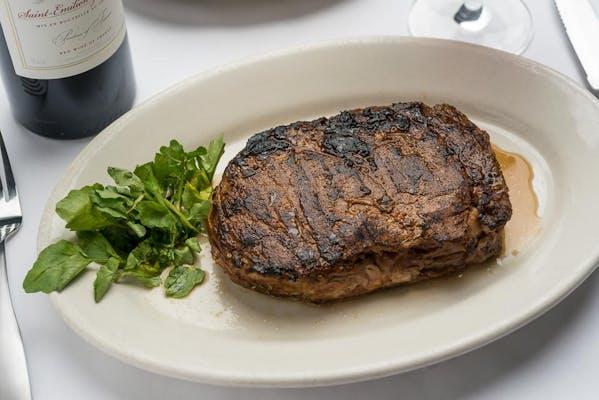 Cajun Ribeye Steak
