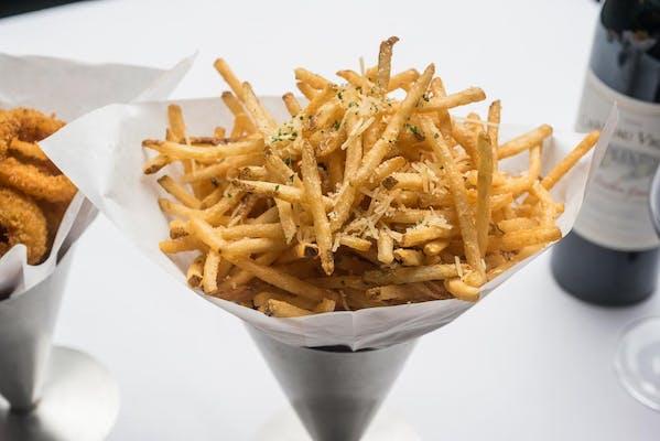 Parmesan & Truffle Matchstick Fries