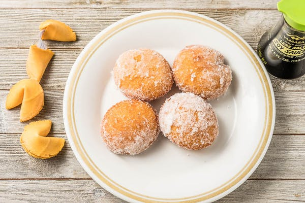 3. Fried Donut