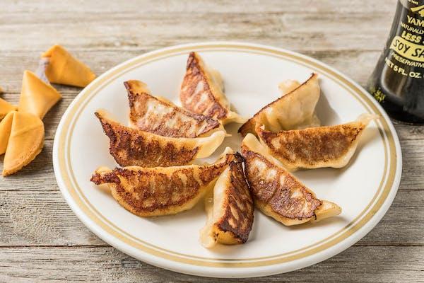 7. Steamed or Fried Dumplings( pork)