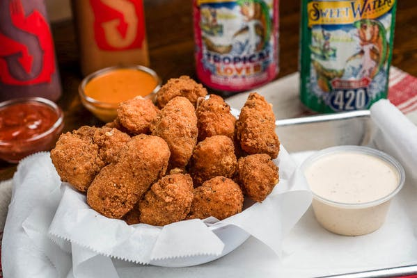 Southbound Cheese Bites
