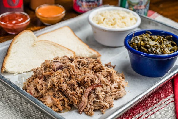 Pulled Pork Tray