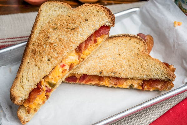 The Pimento Cheese Incident Sandwich