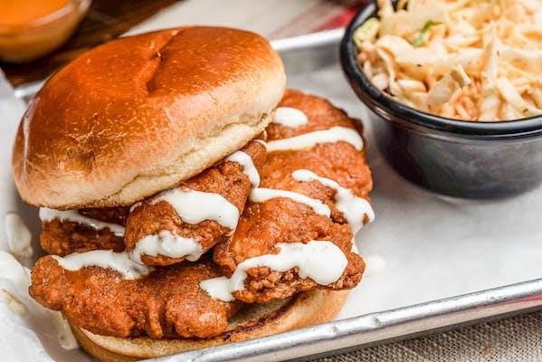 The Firebird Sandwich
