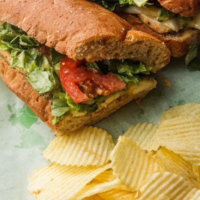 Chicken Italiano Sandwich