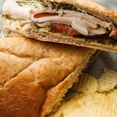 Health Club Sandwich