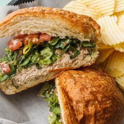 Kid's Tuna Salad Sandwich