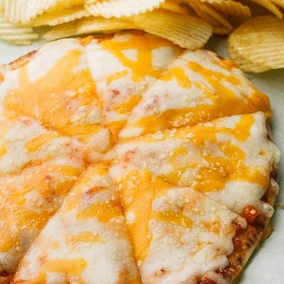 Kid's Cheese Pita Pizza