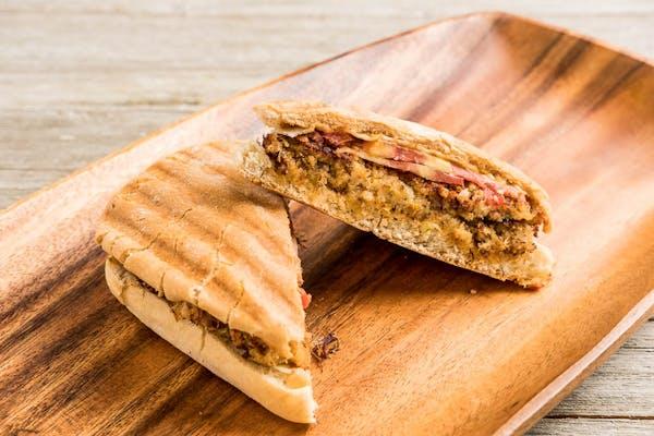 Berry Crabby Sandwich