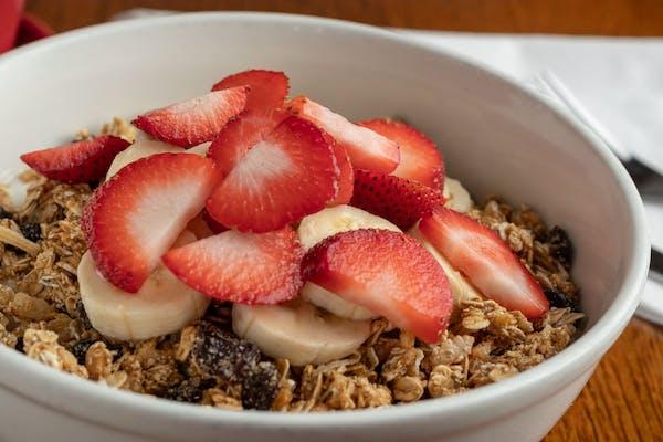 Granola & Yogurt