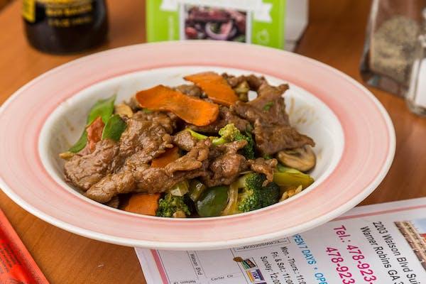 Hunan Beef (Spicy)