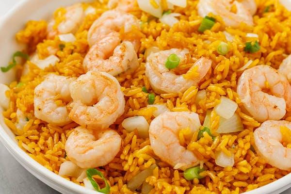 25. Shrimp Fried Rice