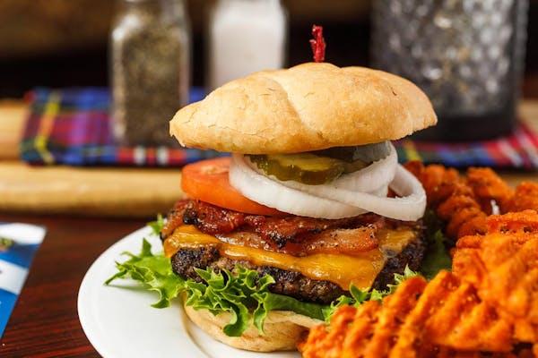 Blackwatch Burger
