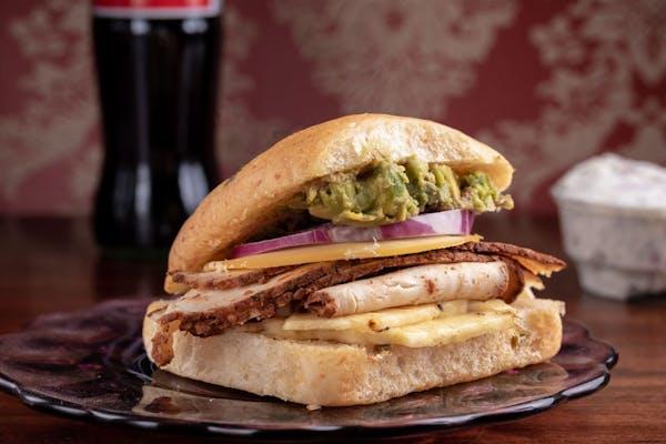 Island Time Sandwich