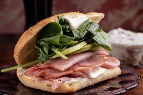 Southern Lady Sandwich