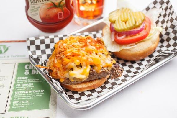 Taco Truck Burger & Fries