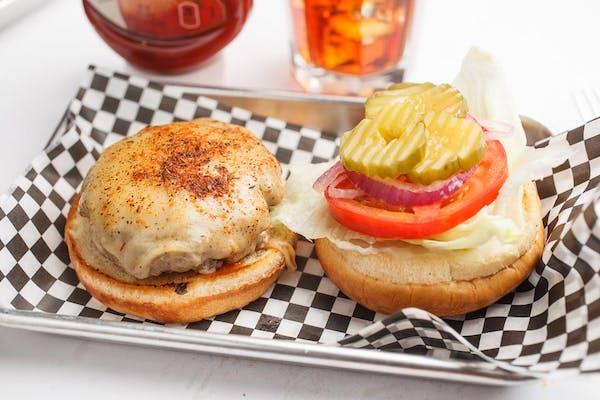 New Orleans Burger & Fries