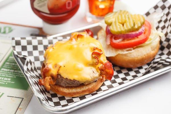 Smoke Shack Burger & Fries