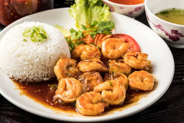 R4. Stir-Fry Shrimp