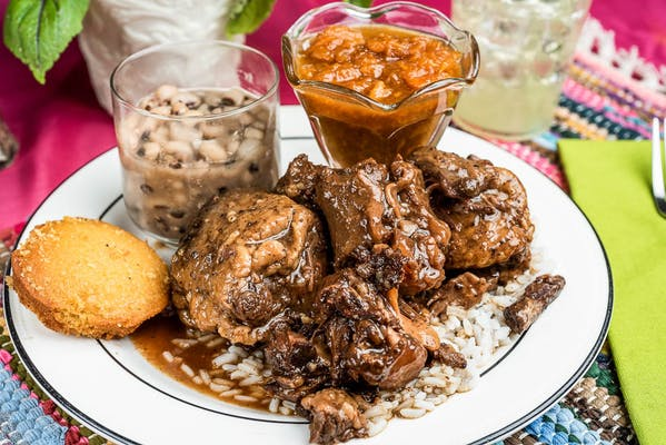 Oxtail Meal